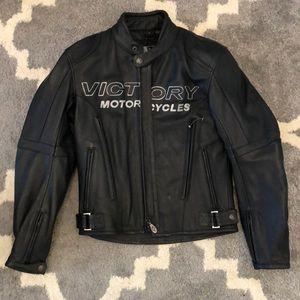 Jackets & Blazers - NWOT Leather Victory Motorcycle Coat